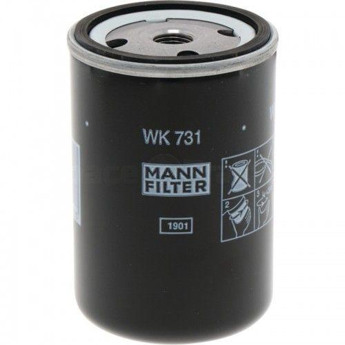 Filtre à carburant WK731- Fendt moteur D325, D225, D226 Fendt - 1