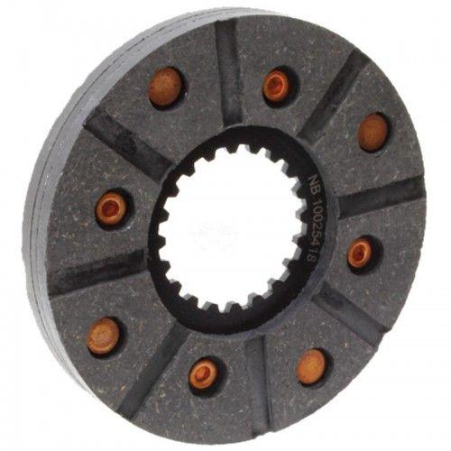 Disque de frein du frein à main - Ø102 x 12,3 - 20 cannelures - Fendt F231GT Fendt - 1