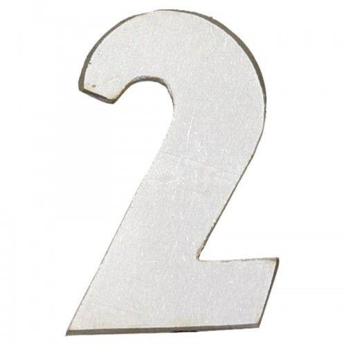 Emblème chiffre 2 - Fendt - Fix 2, Farmer 2, Favorit 2 Fendt - 1