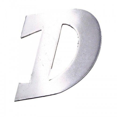 Emblème lettre D - Fendt - Fix 2 D, Farmer 2 D Fendt - 1