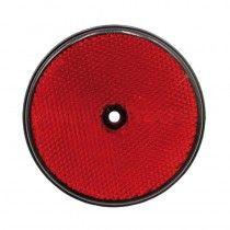 Catadioptre rouge / réflecteurØ 50 mm - Fendt - Ancien Fendt - 1