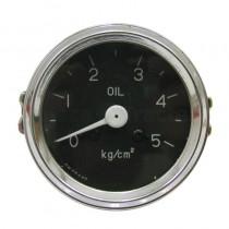 Manomètre de pression d'huile mécanique 0 à 5bar - Fendt - Ancien Fendt - 1