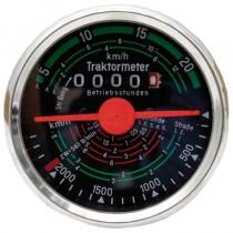 Tractomètre sens de rotation droite, 20 km/h - Fendt - FW 140, FW 150 Fendt - 1