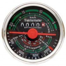 Tractomètre sens de rotation gauche, 20 km/h - Fendt - FW 150 Fendt - 1