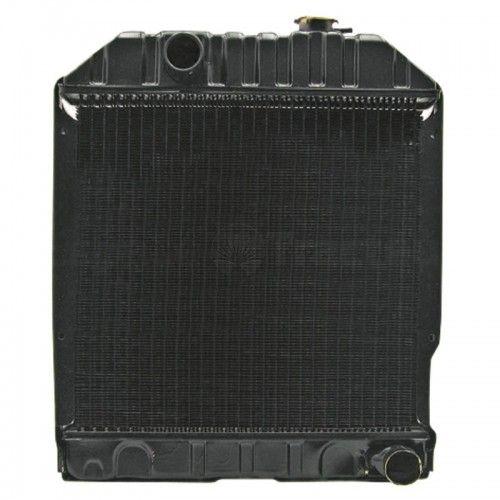 Radiateur H:570mm - Fordson et Ford - 2000, 2600, 2610, 2810, 2910, 3000, 3600, 3610, 3910, 4000, 4100, 4110, 4600, 4610 Fordson