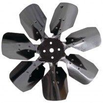 Hélice de ventilateur 7 pales en acier - Fordson et Ford - 5600, 6600, 7000, 7600 Fordson et Ford - 1