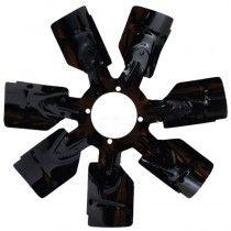 Hélice de ventilateur 7 pales en acier - Fordson et Ford - 2000, 2600, 3000, 3600, 4000, 4600, 5000, 5600 Fordson et Ford - 1