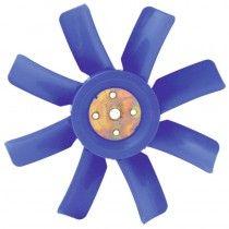 Hélice de ventilateur 8 pales en plastique - Fordson et Ford - 2000, 2600, 3000, 3600, 4000, 4600, 5000, 5600, 6000 Fordson et F
