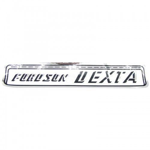 "Autocollant ""FORDSON DEXTA"" - Fordson et Ford - Dexta, Super Dexta Fordson et Ford - 1"