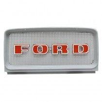 Calandre supérieure du nouveau modèle - Fordson et Ford - 2000, 3000, 4000, 5000, 7000 Fordson et Ford - 1