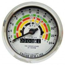 Tractomètre sens de rotation droite - Fordson et Ford - Major, Super Major Fordson et Ford - 1