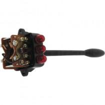 Commutateur de clignotant double circuit - témoins lumineux - Güldner - G25, G30, G35, G40, G45, G50, G60, G75 Güldner - 1
