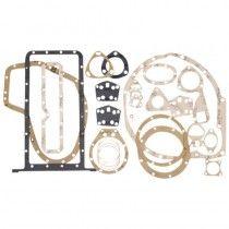 Pochette de 28 joints inférieurs -Moteur- Massey Ferguson - TEA 20 (moteur à essence) Massey ferguson - 1