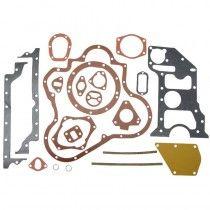 Pochette de 18 joints inférieurs du moteur  - Massey Ferguson - MF 35 Massey ferguson - 1