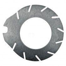 Rondelle métallique Ø228 - frein à bain d'huile - Massey Ferguson - MF 148, MF 165, MF 168, MF 175, MF 178, MF 185, MF 188 Masse
