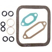 Pochette de 11 joints supérieurs - cache soupape en fonte d'aluminium - Porsche Diesel - A 111, AP 17 Porche Diesel - 1