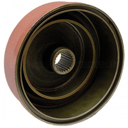 Tambour de frein à main et à pied - Deutz Deutz - 1