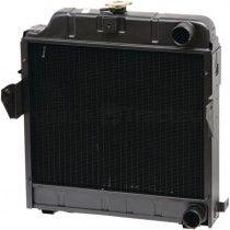 Radiateur - McCormick et IHC - 523, 553, 624, 654, 724, 824 IH - International Harvester - 1