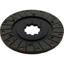 Disque de frein - frein à pied - Ø200 mm - épaisseur 13 mm - McCormick et IHC - 553, 654, 724, 743, 744, 745, 824, 844, 844S IH