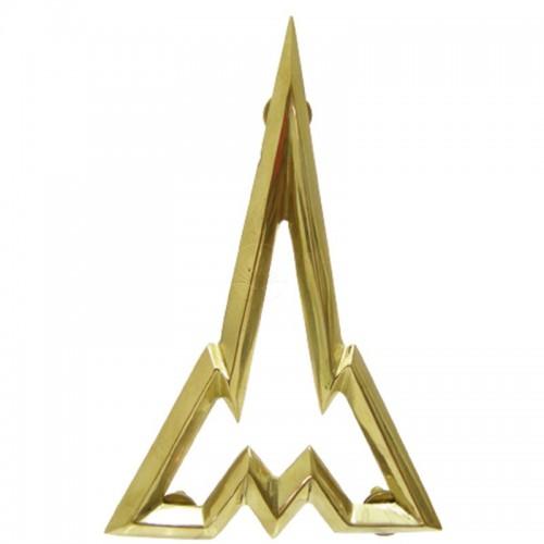 Emblème logo Deutz à fixer sur la calandre - Deutz Deutz - 1