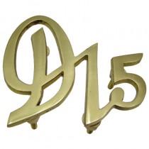 Emblème D15 - Deutz D15 Deutz - 1