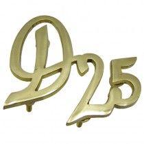 Emblème D25 - Deutz D25 Deutz - 1