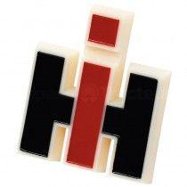 Emblème - McCormick et IHC - 554, 644, 743, 744, 745, 844, 844S, 856 IH - International Harvester - 1