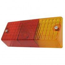 Cabochon droit du feu stop et clignotant - Deutz série 06 Deutz - 1