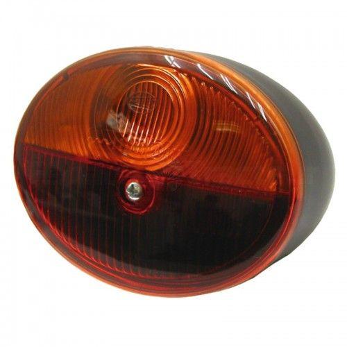 Feu arrière stop, clignotant avec éclaire-plaque - Fendt - Dieselross, Fix 1,2,16, Farmer 1,2, Favorit 1,2 Fendt - 1
