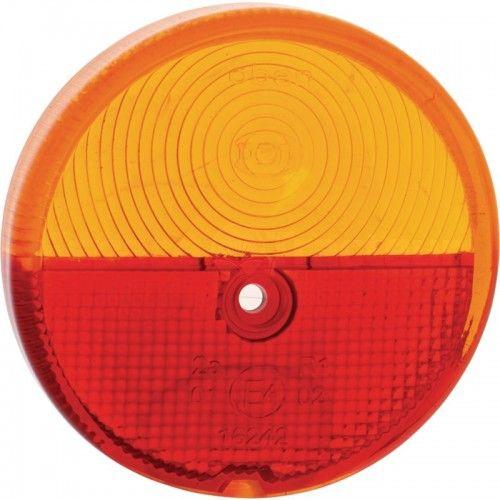 Verre de remplacement feu arrière stop et clignotant - Deutz série D05 Deutz - 1