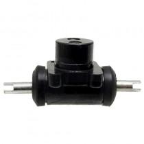 Cylindre de récepteur de frein - Ø22 mm - DOT 4 - McCormick et IHC - 946, 1046, 1246 IH - International Harvester - 1