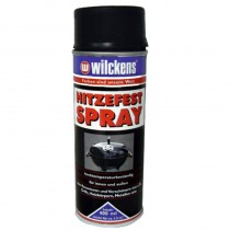 Peinture acrylique - résistant à la chaleur (690°) - Bombe de 400ML Wilckens NoPolux - 1