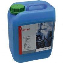 GRANIT 5000 - Dégraissant et nettoyant industriel - Bidon de 5L ou 10L  - 1