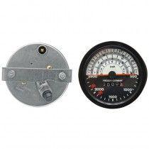 Tractomètre 30km/h, 2500tr/min, double aiguille - Deutz série D06 Deutz - 1