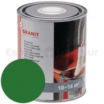 Peinture Alkyde 1L - Agria - RAL / teinte: Vert - Jusqu'à 1984 Wilckens NoPolux - 1