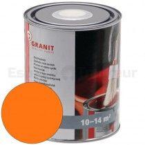 Peinture Alkyde 1L - Agria - RAL / teinte: Orange Wilckens NoPolux - 1