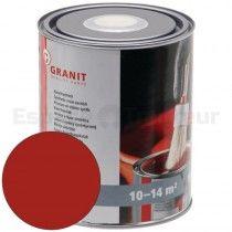 Peinture Alkyde 1L - Agria - RAL / teinte: Rouge - Jusqu'à 1984 Wilckens NoPolux - 1