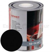 Peinture Alkyde 1L - Agromec - RAL / teinte: Noir Wilckens NoPolux - 1