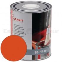 Peinture Alkyde 1L - Amazone - RAL / teinte: Orange Wilckens NoPolux - 1