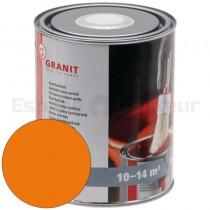 Peinture Alkyde 1L - Auwärter - RAL / teinte: Orange Wilckens NoPolux - 1