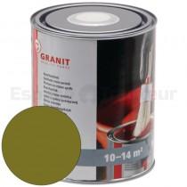 Peinture Alkyde 1L - Bergmann - RAL / teinte: Vert (ancien) - Jusqu'en 2003 Wilckens NoPolux - 1
