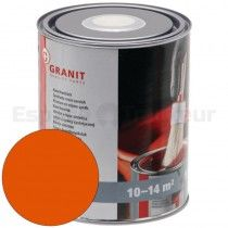 Peinture Alkyde 1L - Altas - RAL / teinte: Orange Wilckens NoPolux - 1