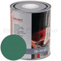 Peinture Alkyde 1L - Vert patine - RAL: 6000 Wilckens NoPolux - 2