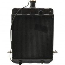 Radiateur de refroidissement moteur - Fendt moteur D 226 Fendt - 1
