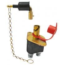 Coupe-circuit pour batterie 250A - 2500A / 5s - clé amovible Contacteur et commutateur
