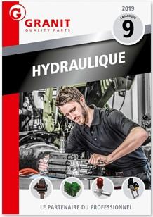 Catalogue hydraulique ESPACE TRACTEUR